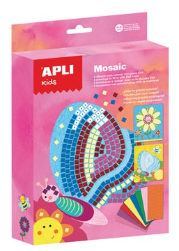APLI KIDS MOZAIEK KIT LENTE 2X