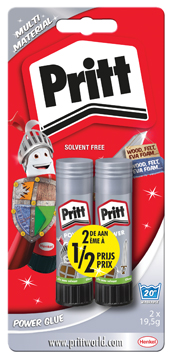 PRITT POWER STICK 2X19,5G