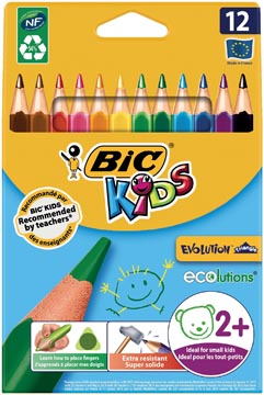 ET.12 POTL. BIC KIDS TRIANGLE