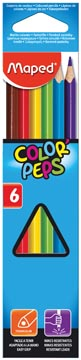 KLEURPOTLOOD COLORPEPS 6X